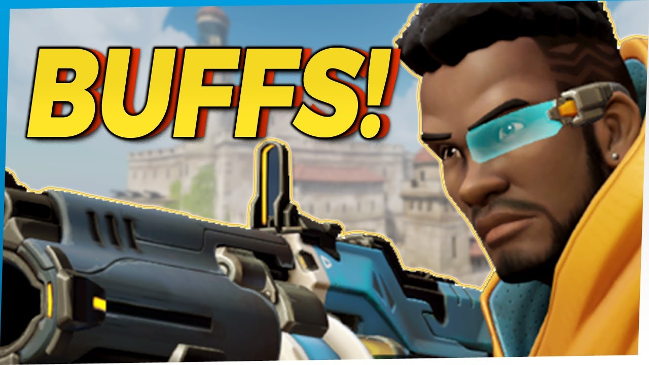 Overwatch BUFFS! Baptiste Mei McCree and More!