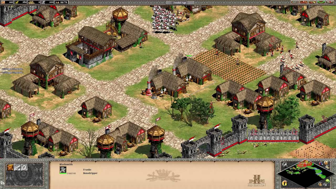 Age of Empires 2 HD - Battle of the Conquerors - Tours (732)
