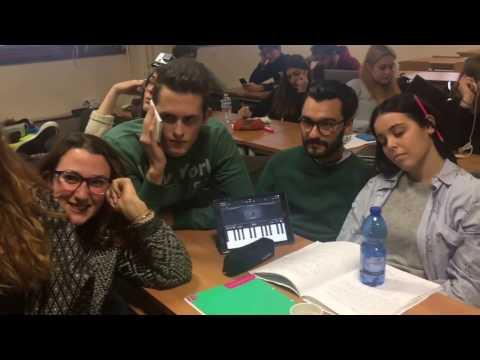 Mannequin Challenge - IUSVE STC 2016/2017 Mestre