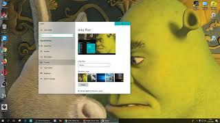 windows 10 masa üstü bilgisayarım simgesi