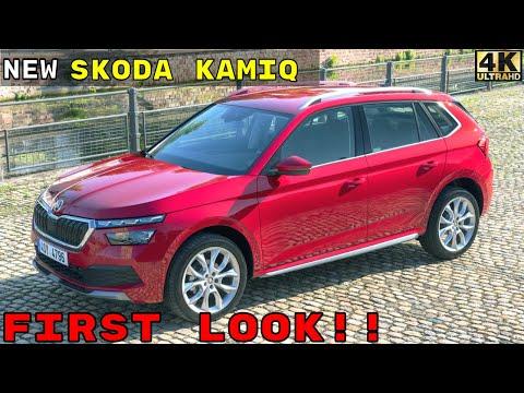 2020 Skoda Kamiq – Best Compact City SUV!!
