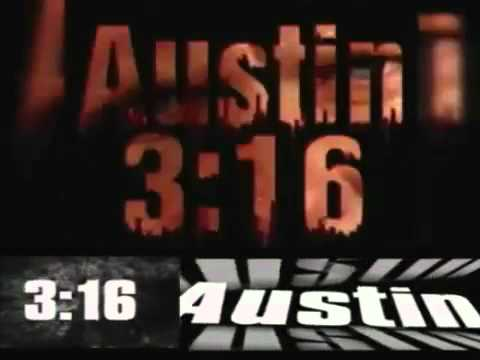 WWE Stone Cold Steve Austin 3:16 Theme Song 2011