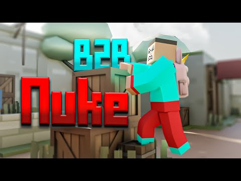 Download Krunker - Back To Back Nukes In New Map - SkyTemple [ Hindi ]