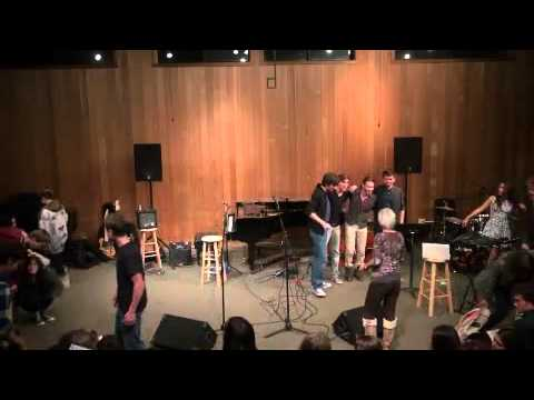 Idyllwild Arts Songwriting Concert 2013-14