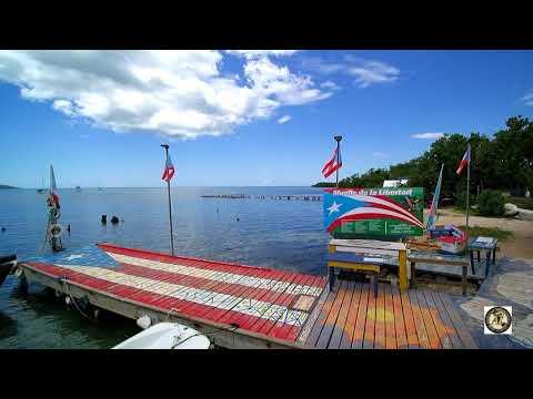 Boquerón Beach, Cabo Rojo , Puerto Rico (Drone Video)