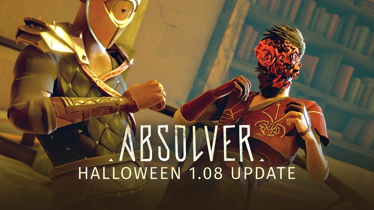 Absolver gets sppoky masks and big update | Rock Paper Shotgun