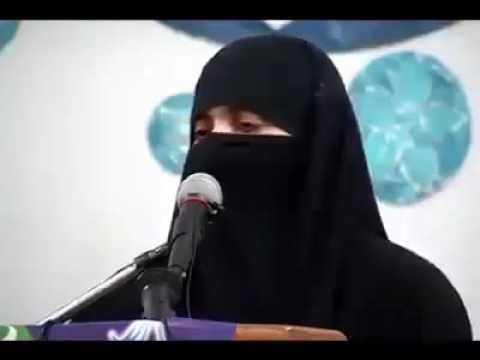 Islamic lecture woman