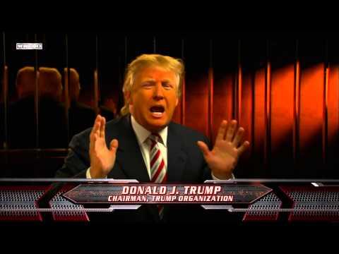Donald Trump buys Monday Night Raw: Raw, June 15, 2009