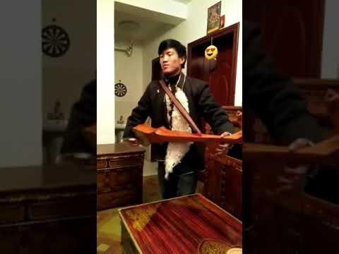 ལ་སྟོད་དིང་རིའི་ལྷོ་གཞས་ Tibetan ( Dar nyen ) song
