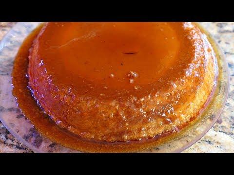 How to Make Pumpkin Flan