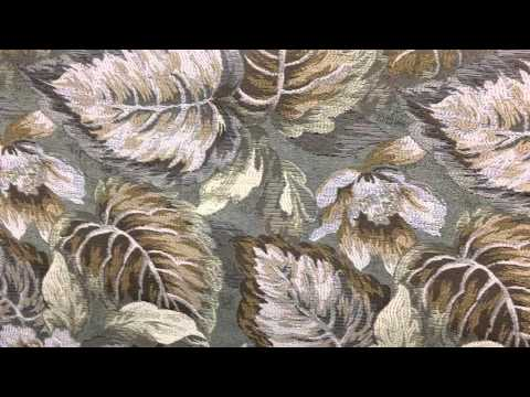Sage Floral  | 54 Inch | Upholstery Fabric