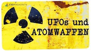 UFOs und Atomwaffen - Unheimliche Begegnungen über Nuklearwaffendepots | ExoMagazin