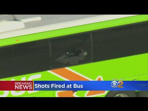 10 Freeway Shut Down After Shots Fired At Charter Bus; 1 Hurt