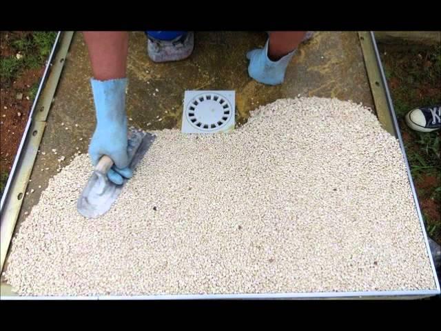 moquette de pierre application home pro