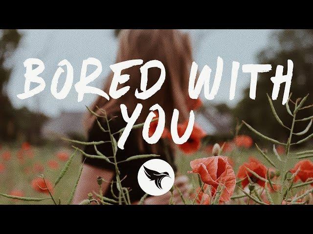 Carlie Hanson - Bored With You (Lyrics)
