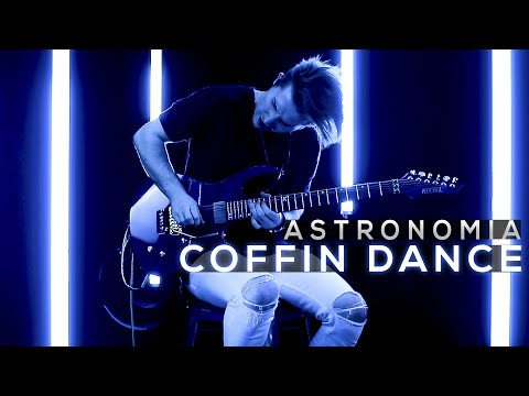Coffin Dance (Astronomia) - Vicetone \u0026 Tony Igy | Cole Rolland (Guitar Cover)