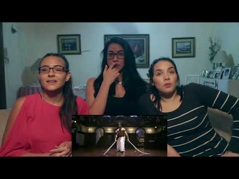 Baaghi Official Trailer Reaction by Latin American Girls