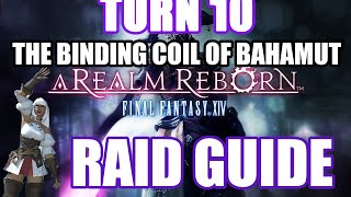 the final coil of bahamut turn 1 raid guide