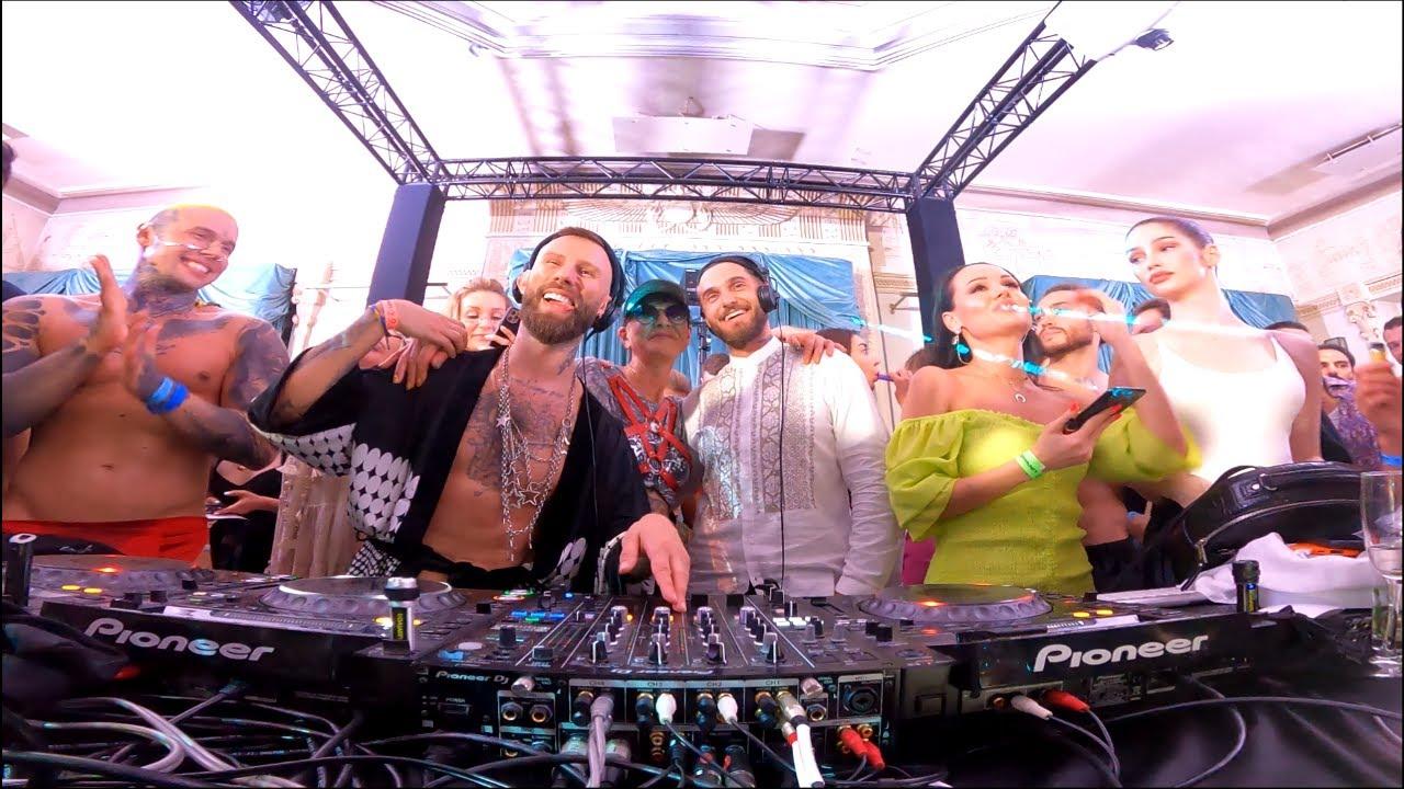 Download Alexander Alar & The Organism (UA) b2b  DJ Live Set FASHION FANTASY CEKTA BALISTICA R_sound video