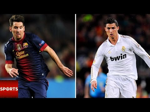 Barcelona vs Real Madrid Champions League Final (What If It Happened)