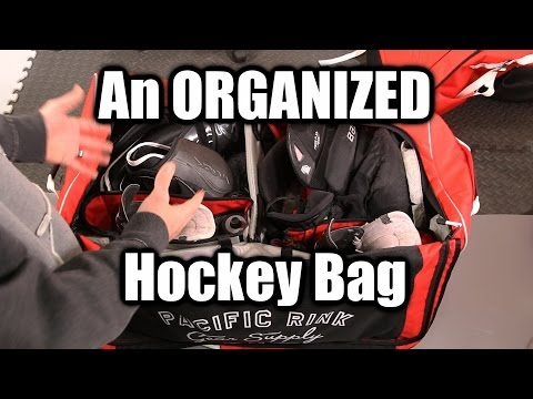 My New Favourite Hockey Bag - Pacific Rink Bag Review