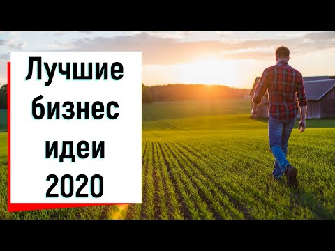 Лучшие бизнес идеи 2020. На чем заработать в деревне