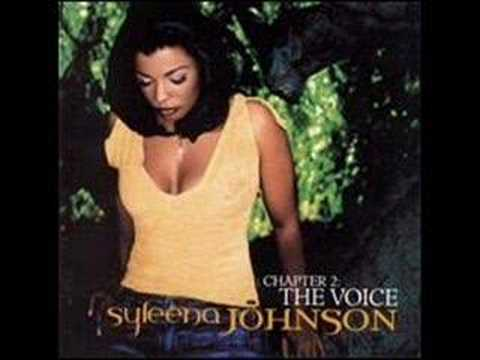 Tonight I'm gonna let you go--Syleena Johnson
