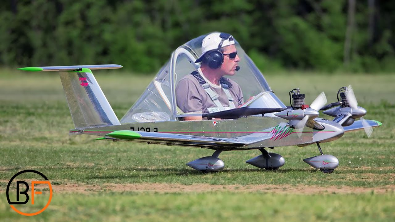 Download Smallest Mini Aircraft In The World