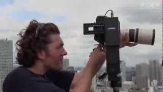 チェコ在住の米国人写真家、ジェフリー・マーティンさん(37)が20...