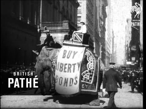 Liberty Bonds (1917-1918)