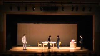 2015年 東京都中央地区大会 「こどもの一生」原作 中島らも 脚色 正籬掌伍.