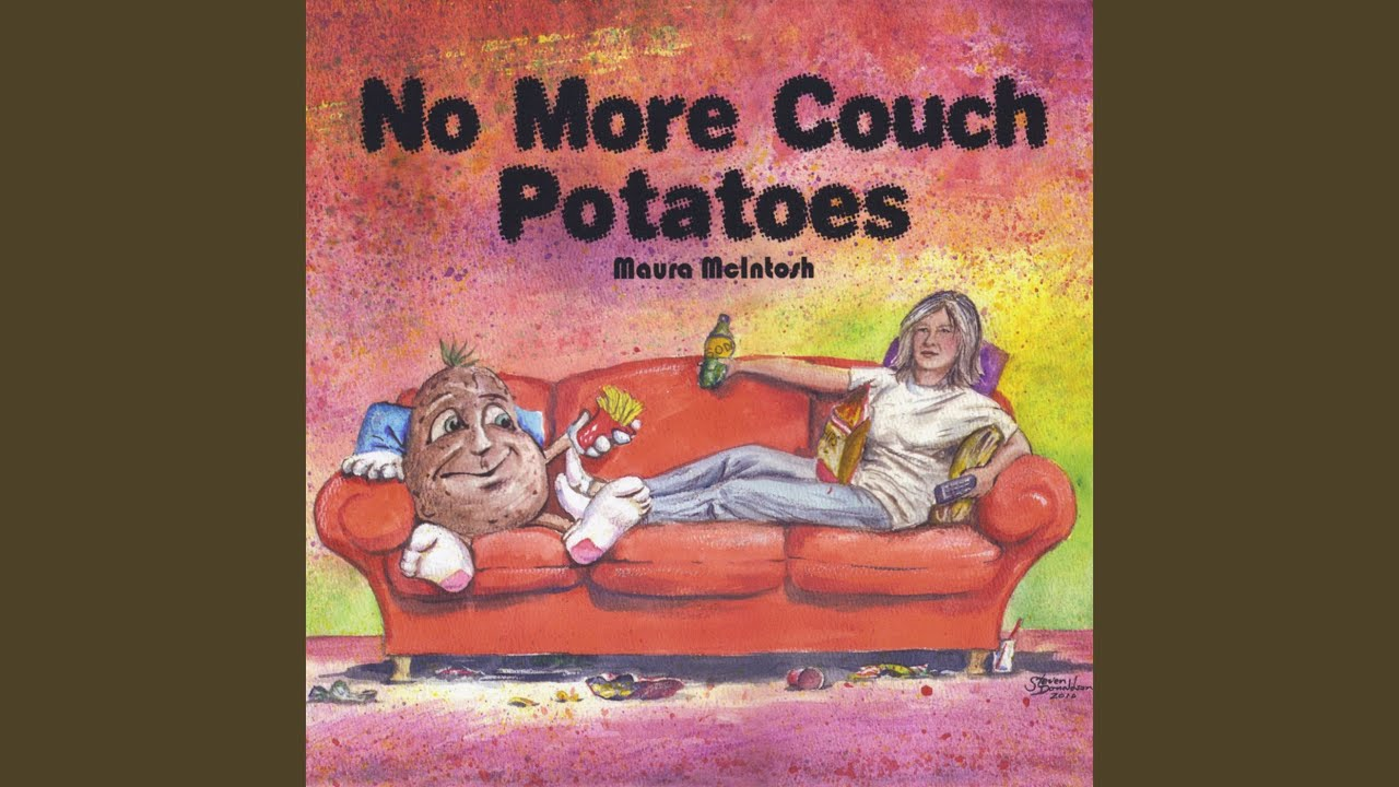 what is a couch potato lifestyle