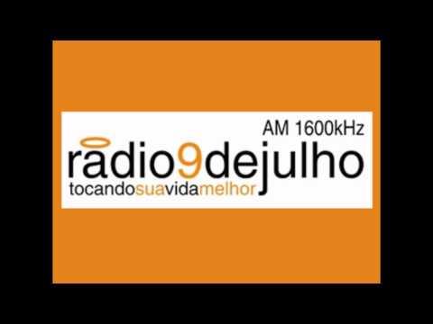 Radio 9 de Julho AM 1600 Khz Sao Paulo SP