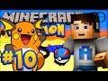 """Minecraft PIXELMON - Episode #10 w/ Ali-A! - """"NEW POKEMON!"""""""