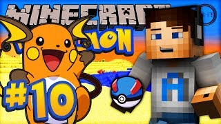 Minecraft PIXELMON - Episode #10 w/ Ali-A! -
