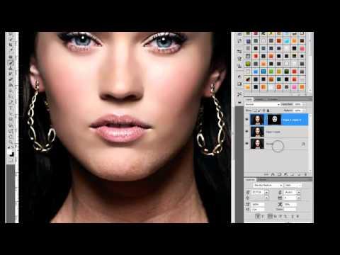 Retoque Digital Fotografía (piel liza) Photoshop by yanko0