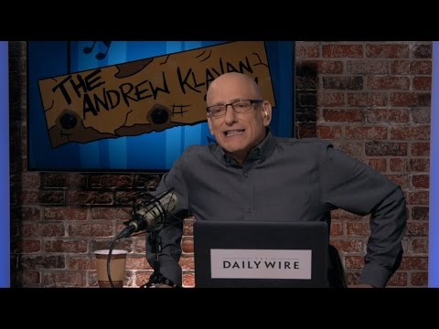 The Andrew Klavan Show Ep. 220 - The Left Weeps; We Drink Their Tears