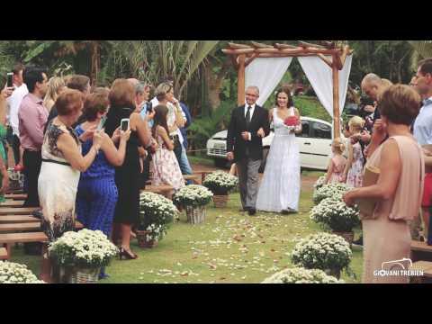 A mais linda declaração de amor - Trailer de casamento Pati e Flavio