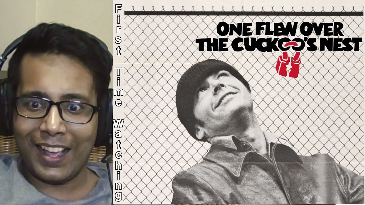 Download One Flew Over the Cuckoo's Nest (1975) Movie Reaction! FIRST TIME WATCHING!!