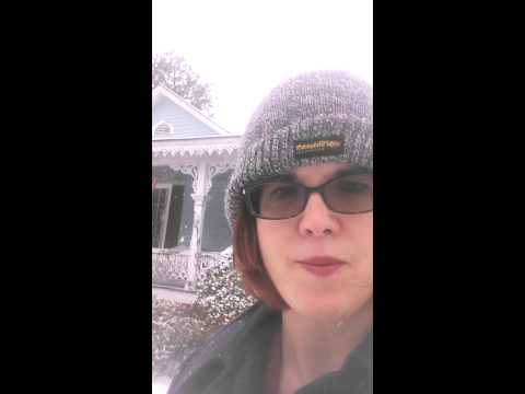 Snow in North Carolina
