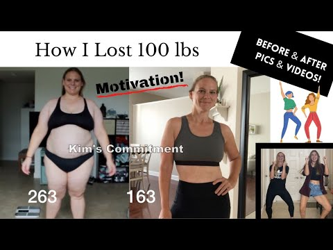 100 Pound Weight Loss | Motivation | Before and After Pics | Dance Celebration