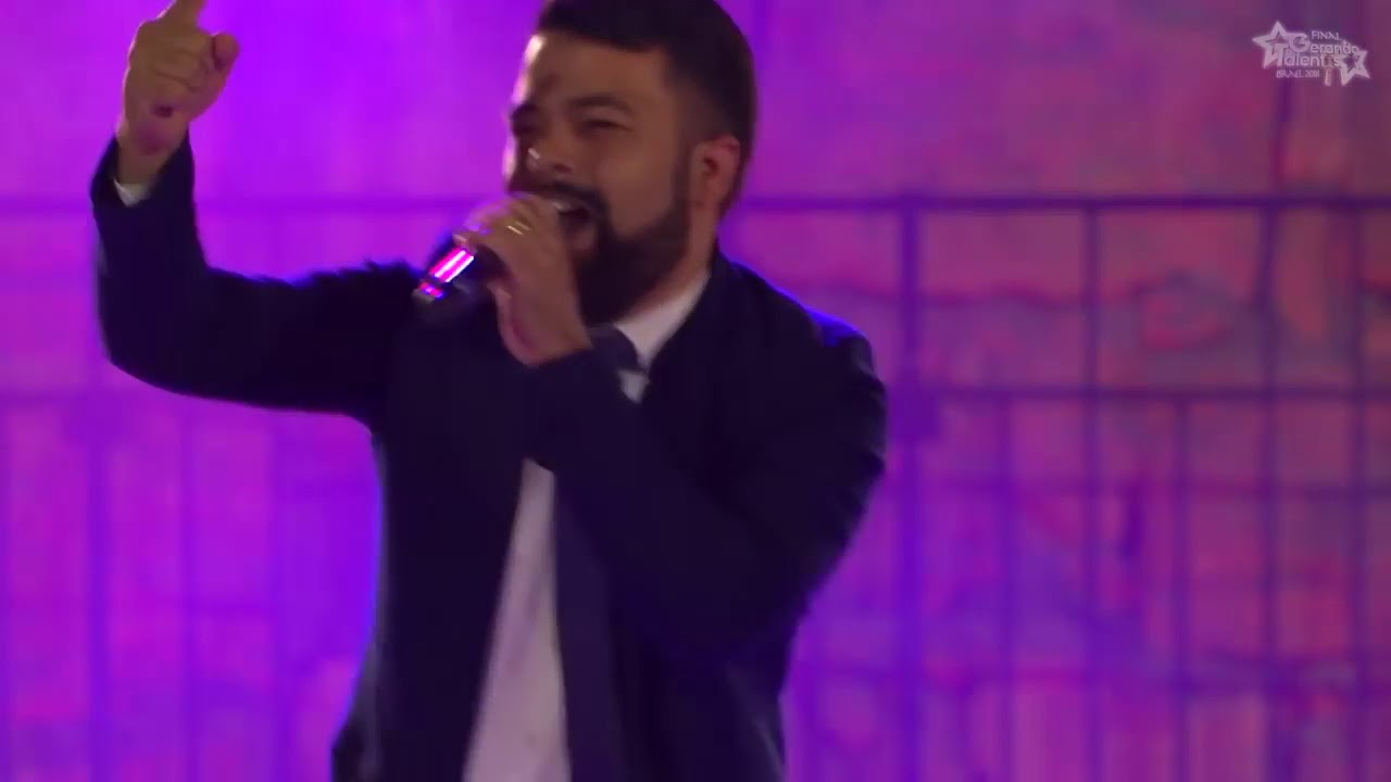 Daniel Sobral Tu Es Rei A Terra Canta Final Gerando Talentos