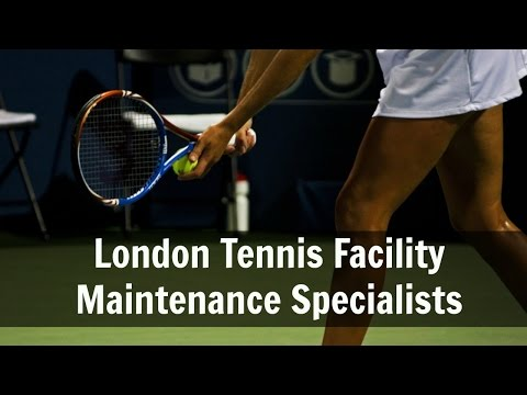 London Tennis Facility Maintenance Specialists