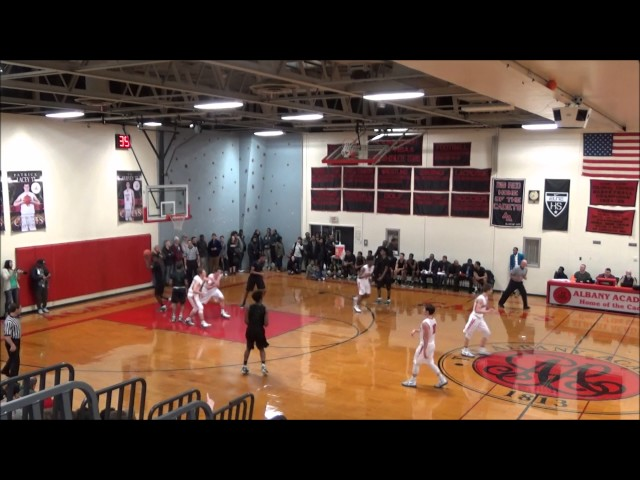 Game Highlights Boys' Varsity: Green Tech vs Albany Academy