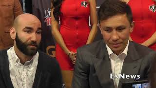 GGG Respond To Canelo Saying He Didn't Use Mexican Style In 2nd Fight EsNews Boxing
