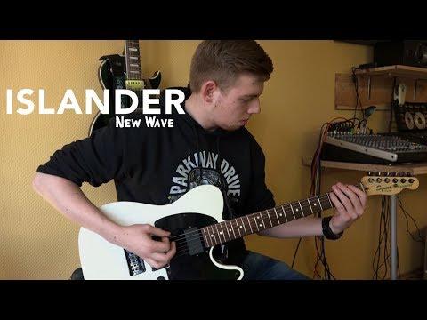 Islander - New Wave (Guitar Cover) [Full HD]