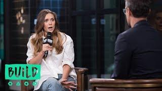 Elizabeth Olsen Reveals She Suffers Panic Attacks