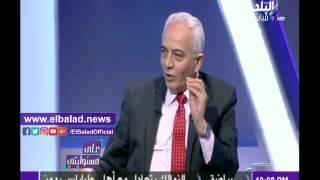 رضا حجازي: لجنة متخصصة لتطوير امتحانات الثانوية العامة للحد من الغش.. فيديو