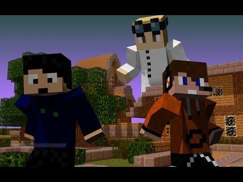 Magyar Minecraft Film - A Történet