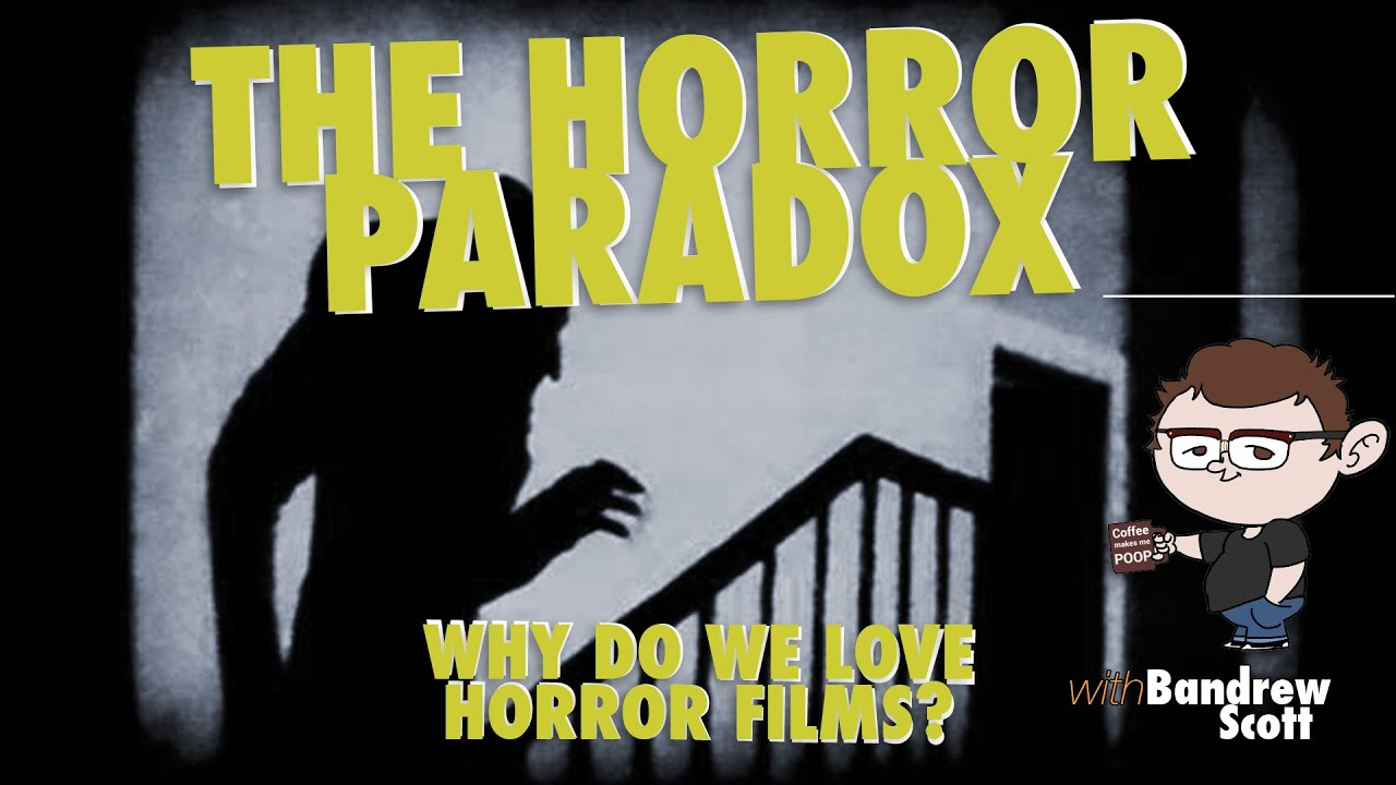 why do we watch horror movies essay